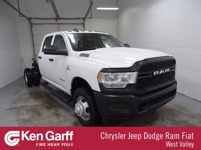 2019 Ram 3500 Crew Cab DRW 4x4,  Cab Chassis #1DF9062 - photo 1