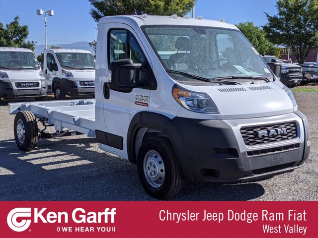2019 Ram ProMaster 3500 FWD, Cab Chassis #1DF9255 - photo 1