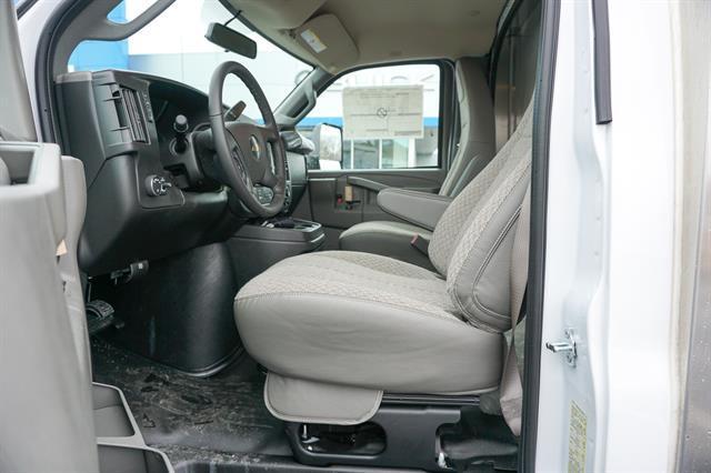 2020 Chevrolet Express 3500 4x2, Dejana DuraCube Max Service Utility Van #G00917 - photo 13