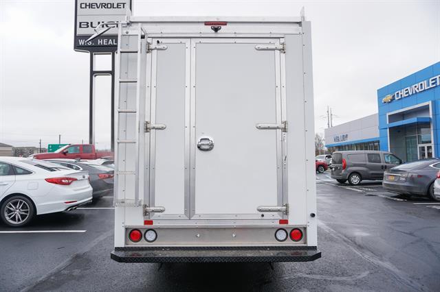 2020 Chevrolet Express 3500 4x2, Dejana DuraCube Max Service Utility Van #G00917 - photo 4