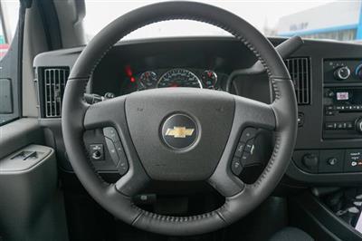 2020 Chevrolet Express 3500 4x2, Dejana DuraCube Max Service Utility Van #G00917 - photo 15
