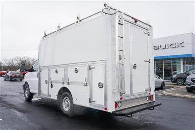 2020 Chevrolet Express 3500 4x2, Dejana DuraCube Max Service Utility Van #G00917 - photo 2