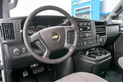 2020 Chevrolet Express 3500 4x2, Dejana DuraCube Max Service Utility Van #G00917 - photo 6