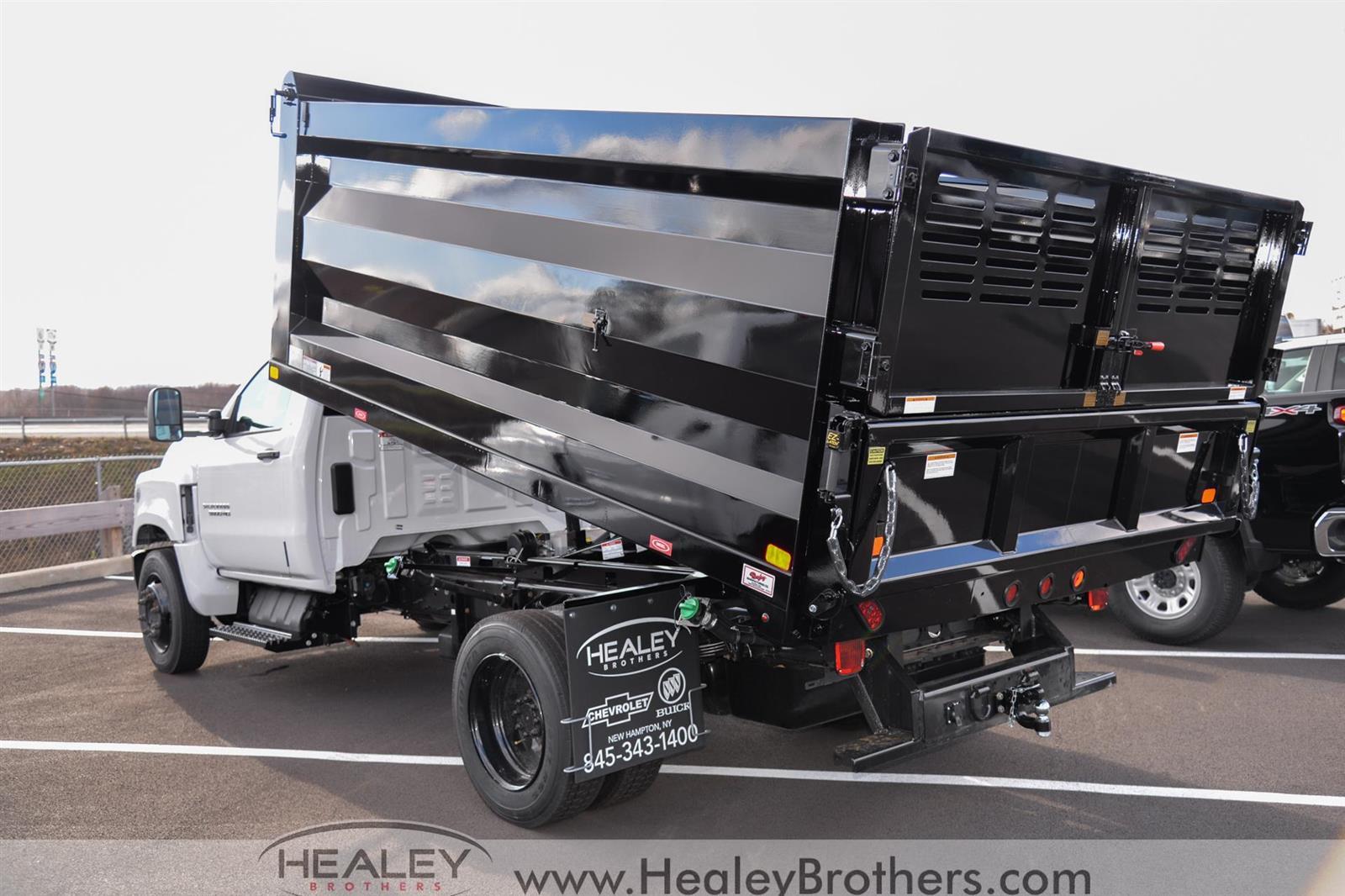 2020 Chevrolet Silverado Medium Duty Regular Cab DRW 4x2, Rugby Landscape Dump #G01293 - photo 1