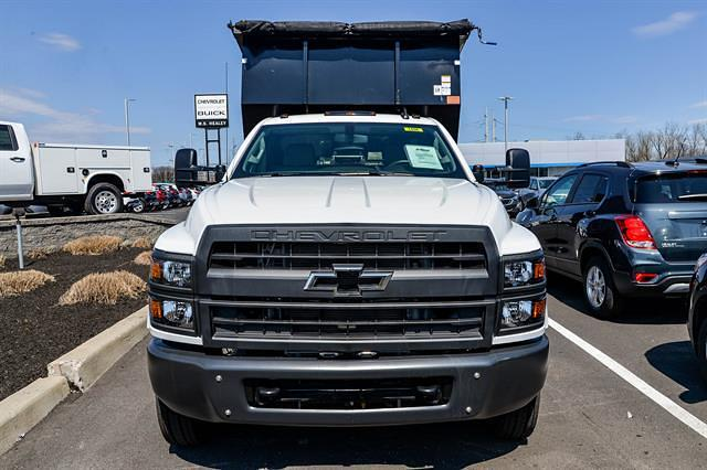 2020 Chevrolet Silverado 5500 Regular Cab DRW 4x2, Switch N Go Drop Box Hooklift Body #G01496 - photo 14