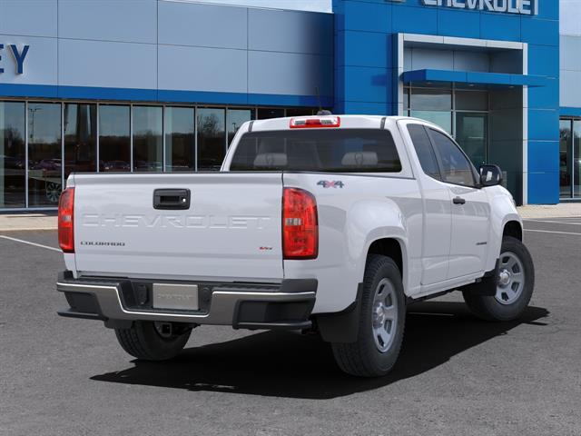 2021 Chevrolet Colorado Extended Cab 4x4, Pickup #G12228 - photo 1