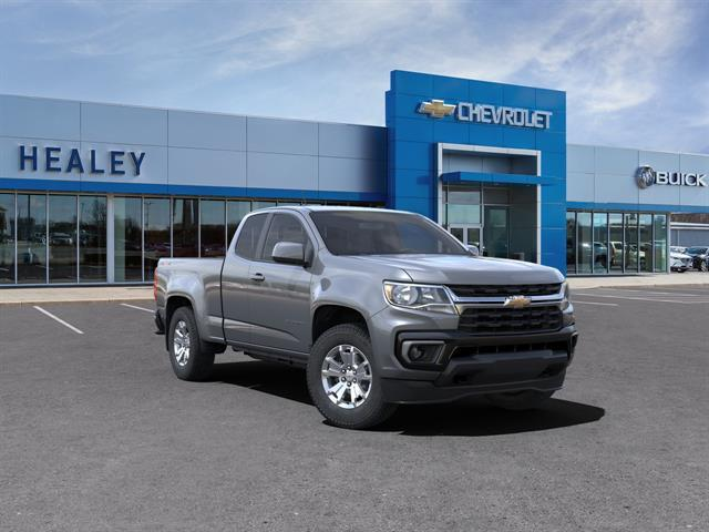 2021 Chevrolet Colorado Extended Cab 4x4, Pickup #G12262 - photo 1