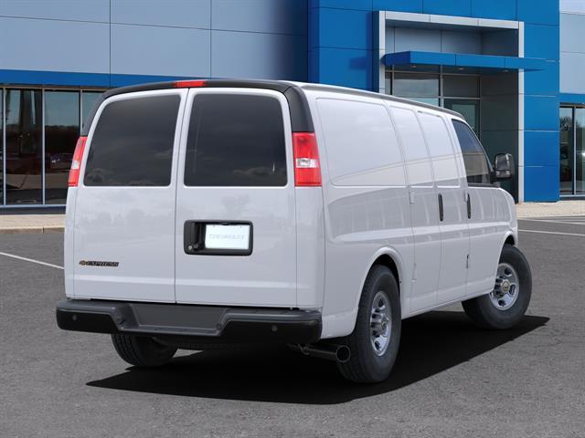 2021 Chevrolet Express 2500 4x2, Empty Cargo Van #G12349 - photo 1