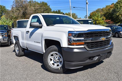 2017 Silverado 1500 Regular Cab 4x4 Pickup #GV75338 - photo 1