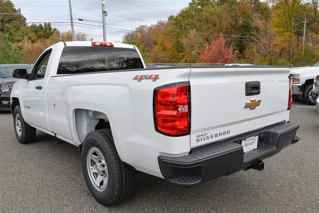 2017 Silverado 1500 Regular Cab 4x4, Pickup #GV75401 - photo 2