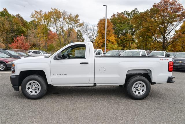 2017 Silverado 1500 Regular Cab 4x4, Pickup #GV75401 - photo 5