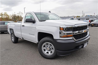 2017 Silverado 1500 Regular Cab 4x4, Pickup #GV75401 - photo 1