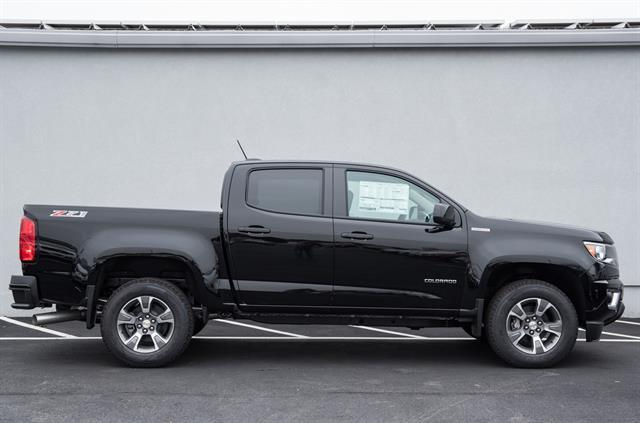 2018 Colorado Crew Cab 4x4 Pickup #GV87103 - photo 5