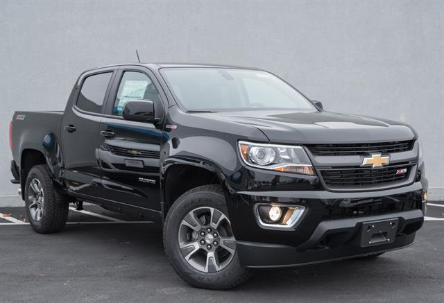 2018 Colorado Crew Cab 4x4 Pickup #GV87103 - photo 1