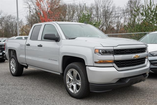 2018 Silverado 1500 Extended Cab 4x4 Pickup #GV87231 - photo 1