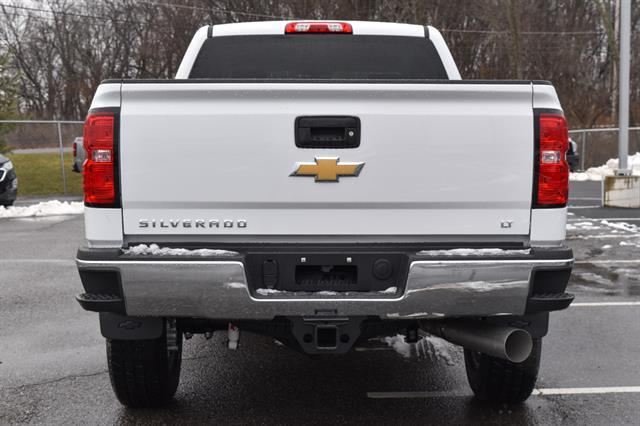 2018 Silverado 2500 Crew Cab 4x4 Pickup #GV87363 - photo 4