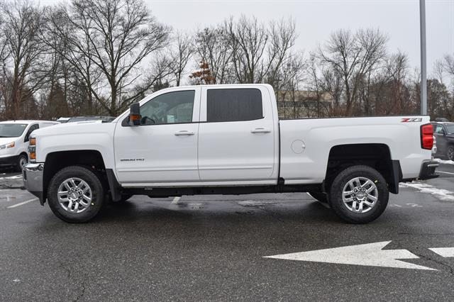 2018 Silverado 2500 Crew Cab 4x4 Pickup #GV87363 - photo 6
