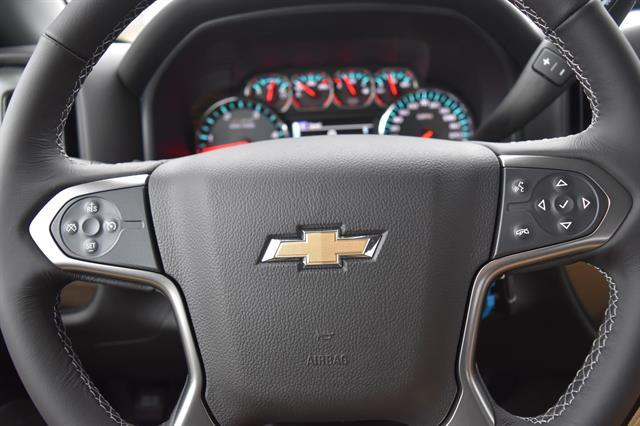 2018 Silverado 2500 Crew Cab 4x4 Pickup #GV87363 - photo 20
