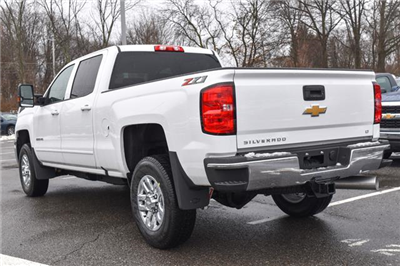 2018 Silverado 2500 Crew Cab 4x4 Pickup #GV87363 - photo 2