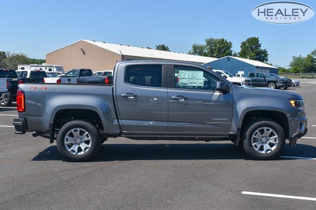 2018 Colorado Crew Cab 4x4,  Pickup #GV87364 - photo 17