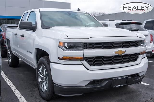 2018 Silverado 1500 Double Cab 4x4, Pickup #GV87656 - photo 1
