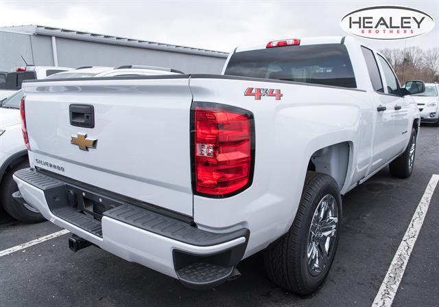 2018 Silverado 1500 Double Cab 4x4, Pickup #GV87656 - photo 2