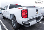 2018 Silverado 1500 Double Cab 4x4, Pickup #GV87656 - photo 4