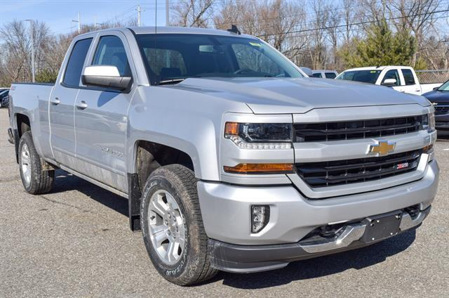 2018 Silverado 1500 Double Cab 4x4, Pickup #GV87701 - photo 1