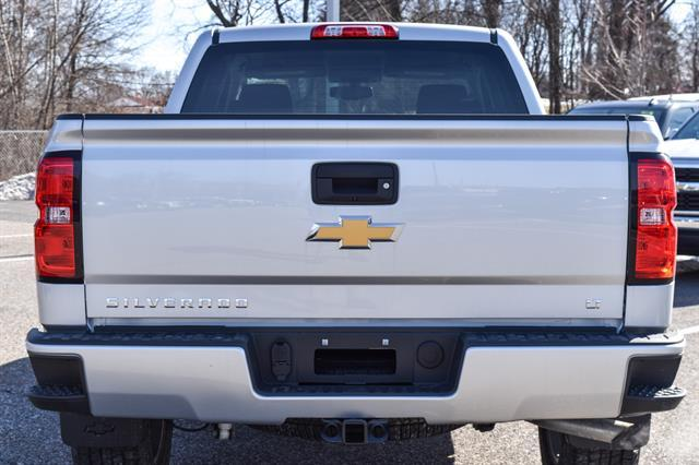 2018 Silverado 1500 Double Cab 4x4, Pickup #GV87701 - photo 4