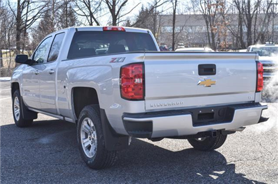 2018 Silverado 1500 Double Cab 4x4, Pickup #GV87701 - photo 2
