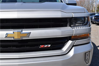 2018 Silverado 1500 Double Cab 4x4, Pickup #GV87701 - photo 9