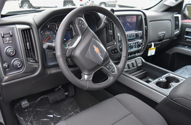 2018 Silverado 1500 Double Cab 4x4,  Pickup #GV87703 - photo 4