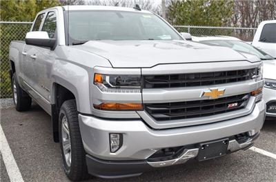 2018 Silverado 1500 Double Cab 4x4,  Pickup #GV87703 - photo 1
