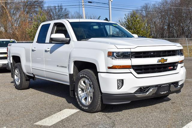 2018 Silverado 1500 Double Cab 4x4, Pickup #GV87705 - photo 1