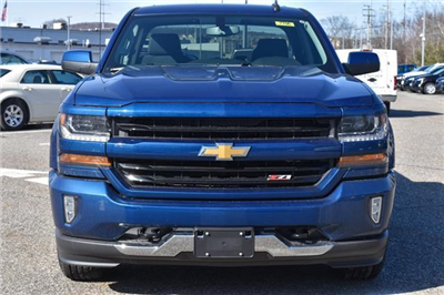 2018 Silverado 1500 Double Cab 4x4, Pickup #GV87706 - photo 3