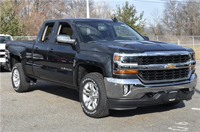 2018 Silverado 1500 Double Cab 4x4,  Pickup #GV87717 - photo 1