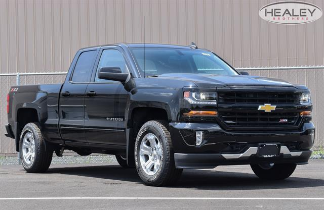 2018 Silverado 1500 Double Cab 4x4,  Pickup #GV87736 - photo 1
