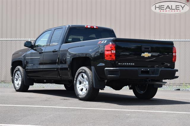 2018 Silverado 1500 Double Cab 4x4,  Pickup #GV87736 - photo 2