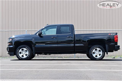 2018 Silverado 1500 Double Cab 4x4,  Pickup #GV87736 - photo 14