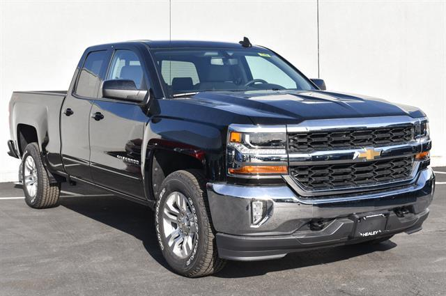 2018 Silverado 1500 Double Cab 4x4, Pickup #GV87742 - photo 1