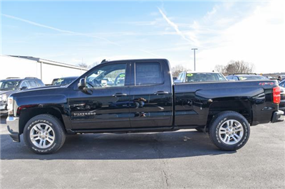 2018 Silverado 1500 Double Cab 4x4,  Pickup #GV87742 - photo 6