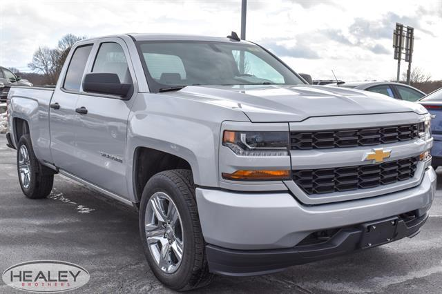 2018 Silverado 1500 Double Cab 4x4, Pickup #GV87849 - photo 1