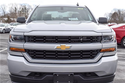 2018 Silverado 1500 Double Cab 4x4, Pickup #GV87849 - photo 2