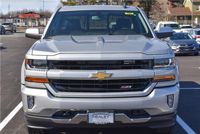 2018 Silverado 1500 Double Cab 4x4,  Pickup #GV87861 - photo 3
