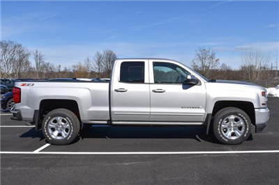 2018 Silverado 1500 Double Cab 4x4,  Pickup #GV87861 - photo 6