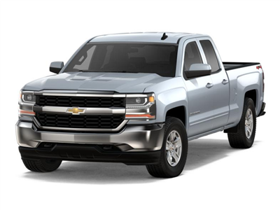 2018 Silverado 1500 Double Cab 4x4,  Pickup #GV87861 - photo 22