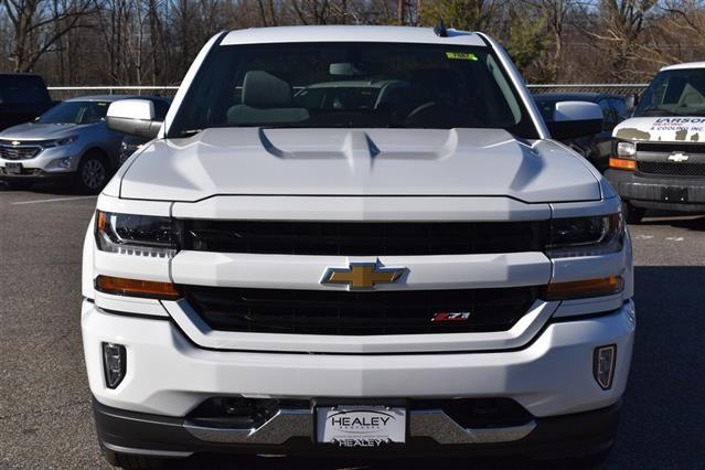 2018 Silverado 1500 Double Cab 4x4, Pickup #GV87887 - photo 3