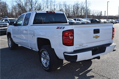 2018 Silverado 1500 Double Cab 4x4, Pickup #GV87887 - photo 2