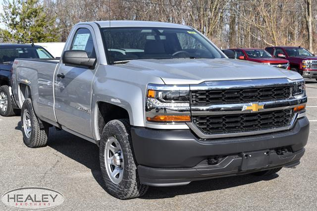 2018 Silverado 1500 Regular Cab 4x4,  Pickup #GV87952 - photo 1
