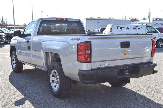 2018 Silverado 1500 Regular Cab 4x4,  Pickup #GV87952 - photo 2
